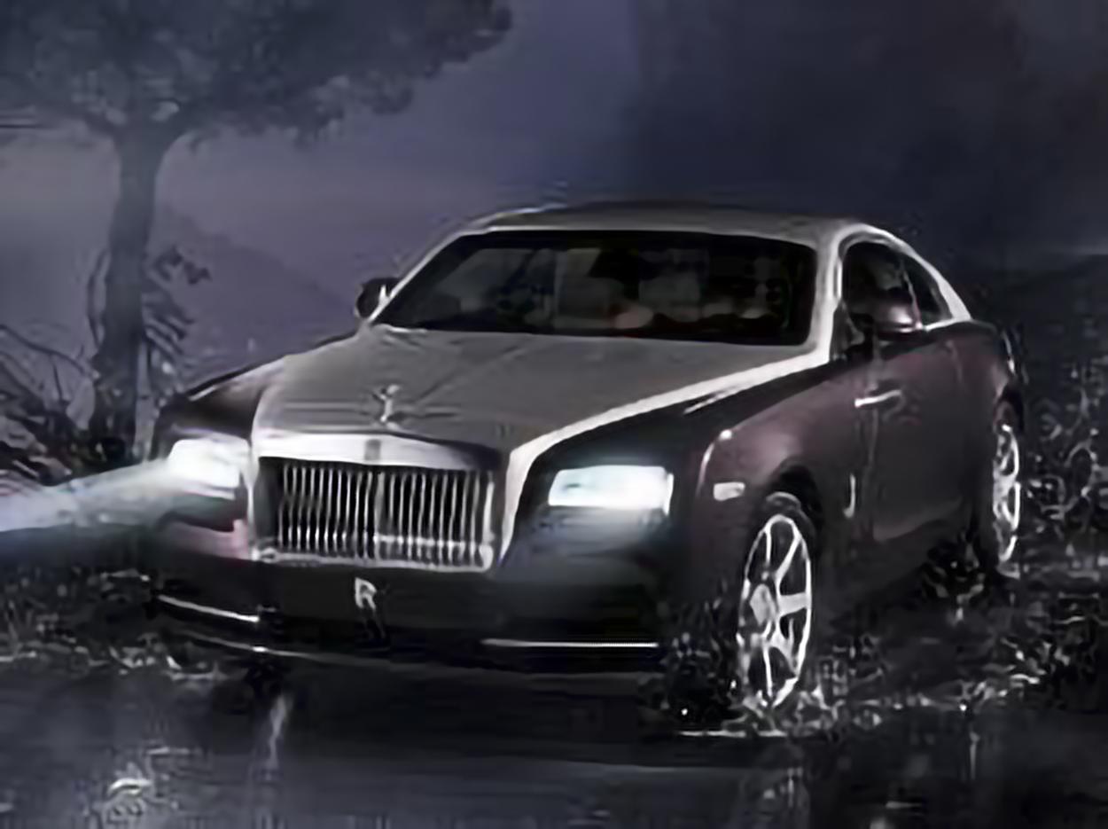 Rolls-Royce, Wraith, 2013 .. 2020 Coupe, AutoDir