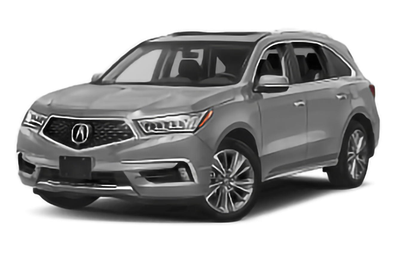 Acura, MDX, YD3 Facelift [2017 .. 2020] [USDM] SUV, 5d, AutoDir