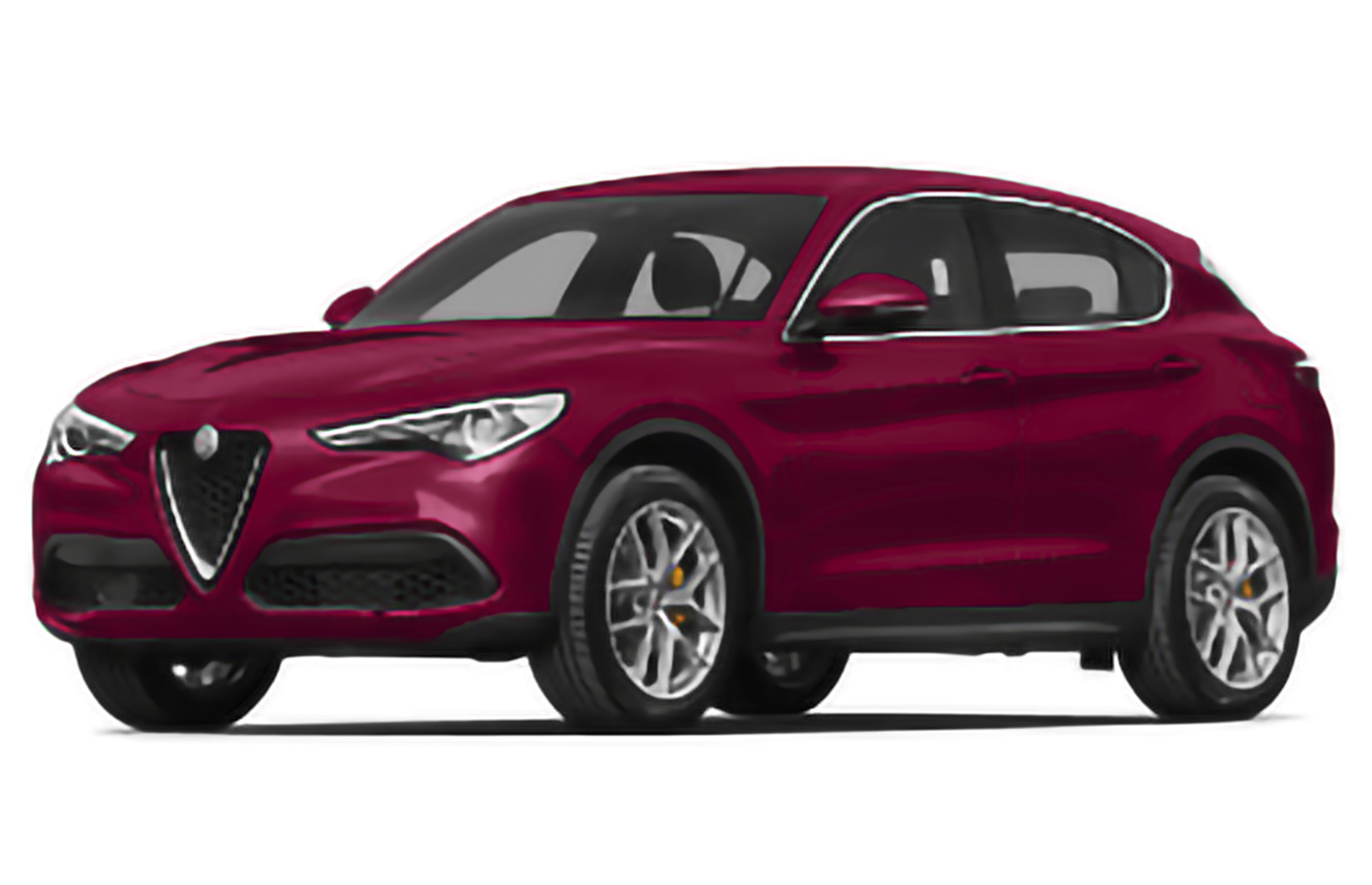 Alfa Romeo, Stelvio, 949 [2017 .. 2020] SUV, 5d, AutoDir