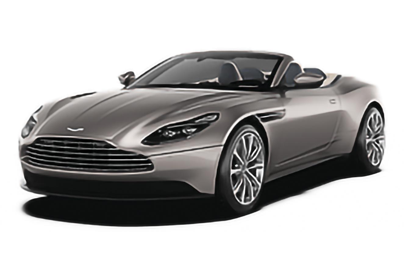 Aston Martin, DB11, VH [2016 .. 2020] [EUDM] Convertible, 2d, AutoDir
