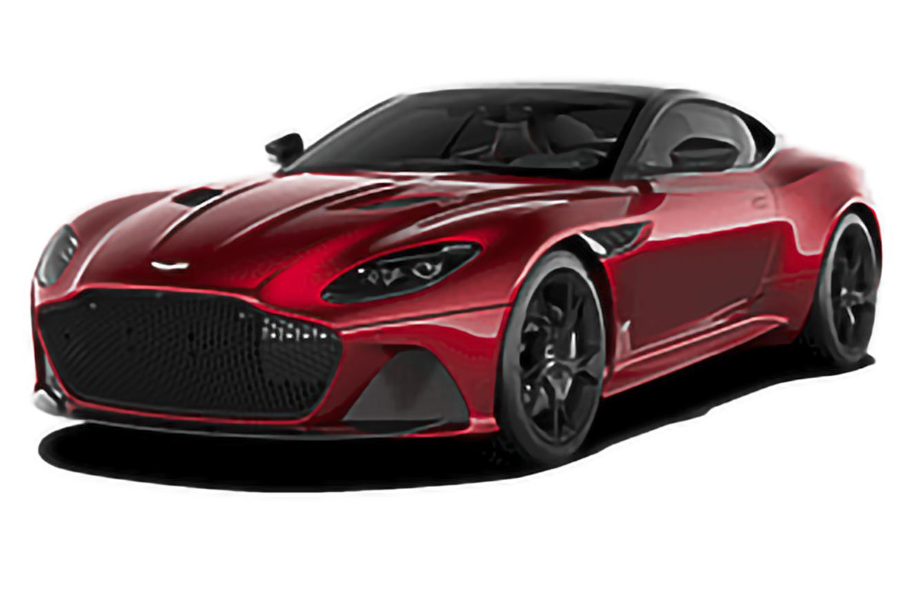 Aston Martin, DBS Superleggera, 2018 .. 2020 Coupe, 2d, AutoDir