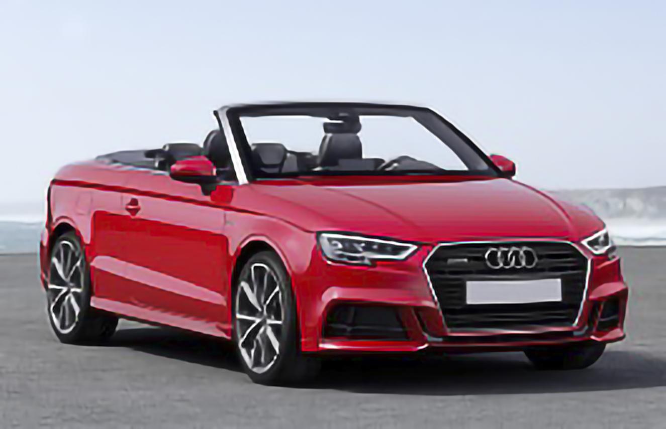 Audi, A3, 8V Restyling [2016 .. 2020] [EUDM] Convertible, 2d, AutoDir