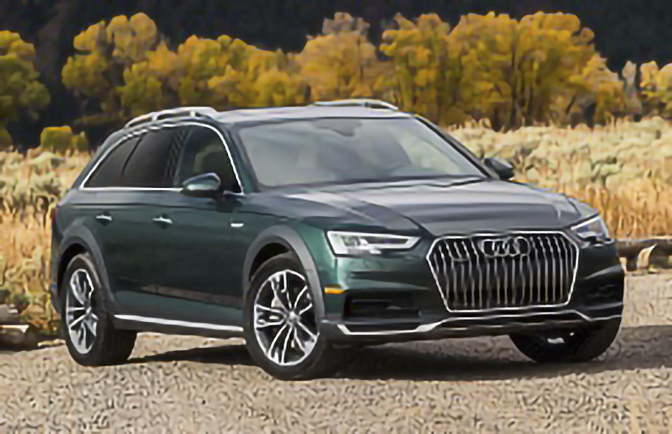 Audi, A4 Allroad, B9 [2016 .. 2020] [EUDM] Estate, 5d, AutoDir