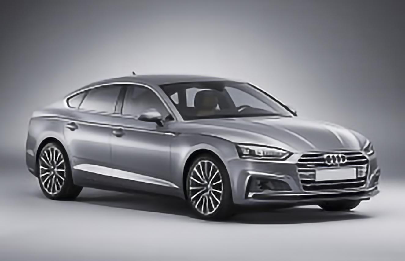 Audi, A5, F5 [2016 .. 2020] Sportback, 5d (F5A), AutoDir