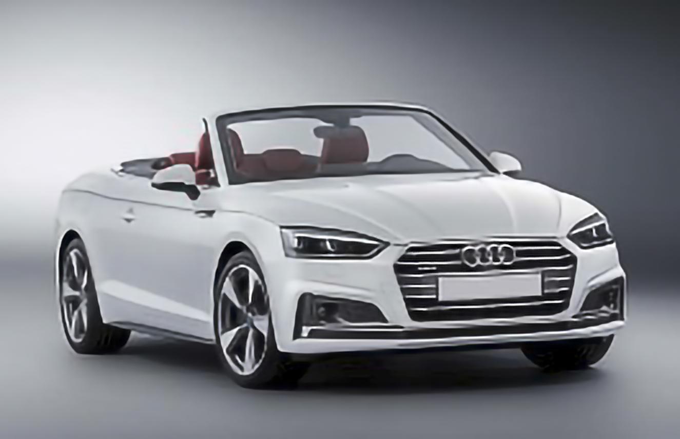 Audi, A5, F5 [2016 .. 2020] Convertible, 2d, AutoDir