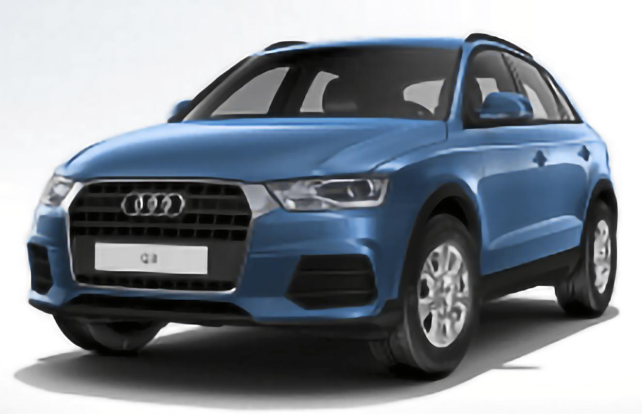 Audi, Q3, 8U Restyling [2014 .. 2018] SUV, 5d, AutoDir