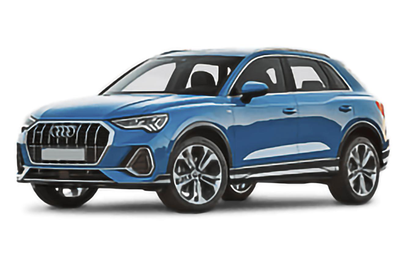 Audi, Q3, F3 [2018 .. 2020] SUV, 5d, AutoDir