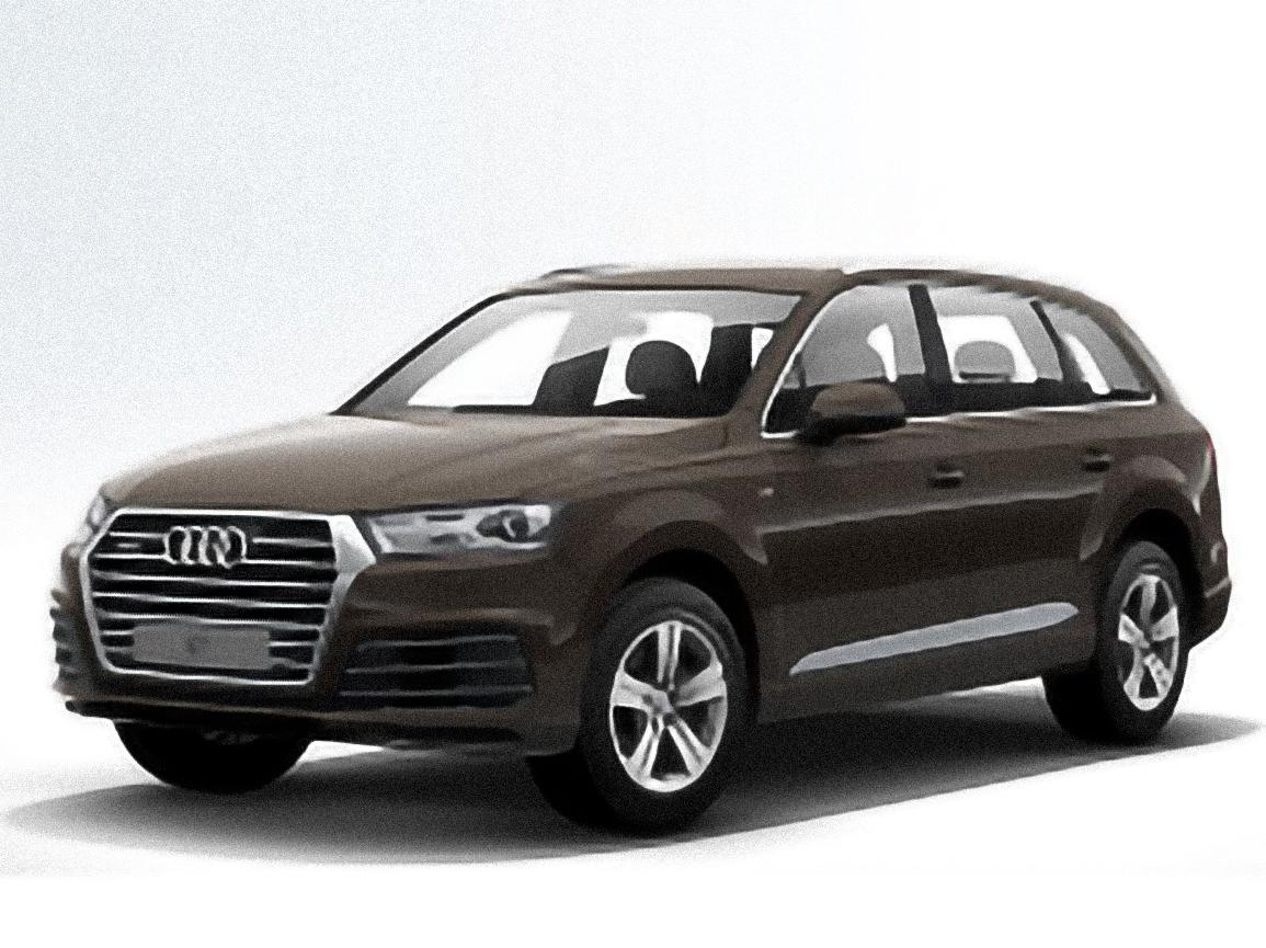 Audi, Q7, 4M [2015 .. 2020] [EUDM] SUV, 5d, AutoDir