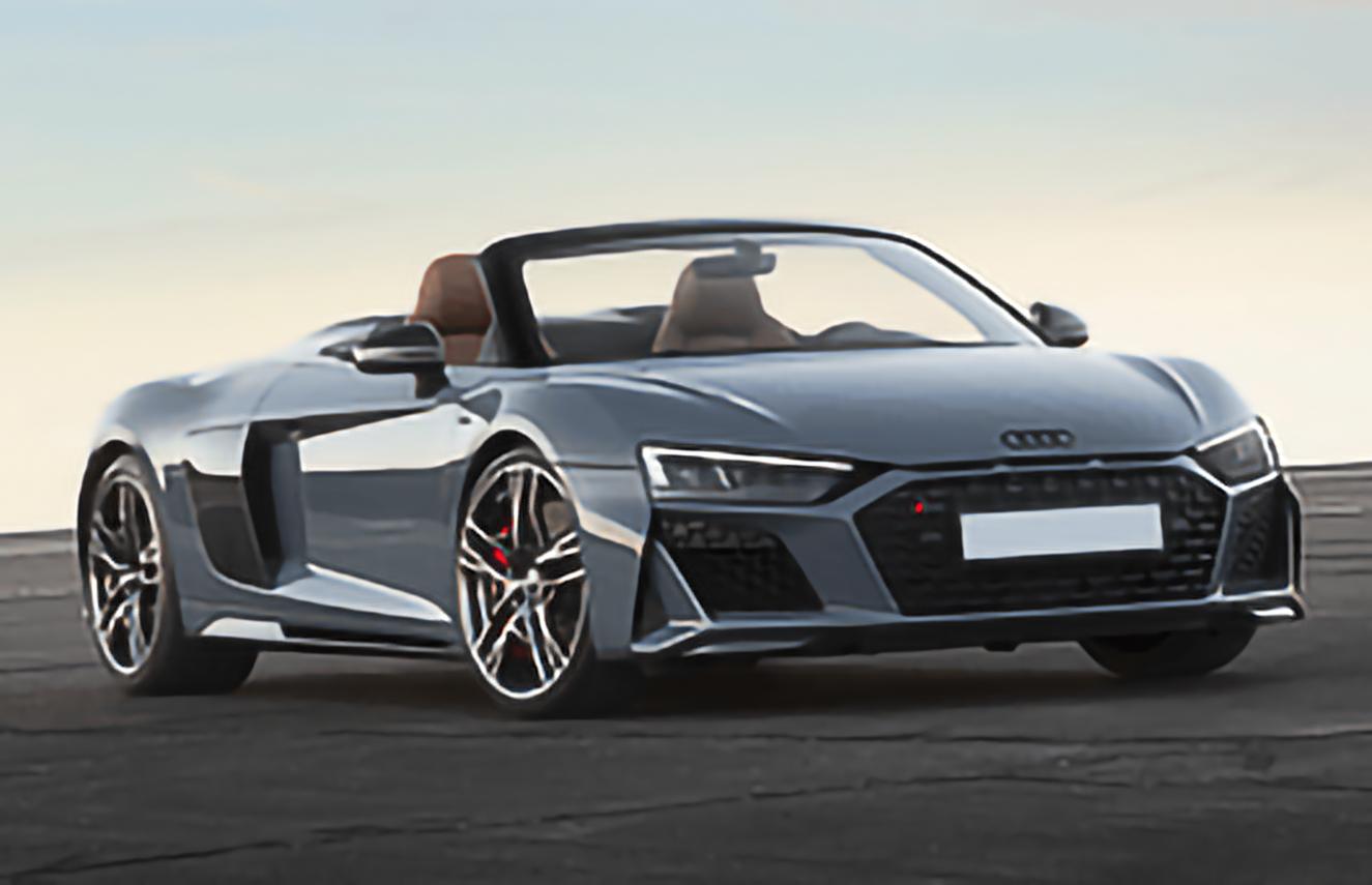 Audi, R8, II Facelift [2019 .. 2020] [EUDM] Spyder, 2d, AutoDir