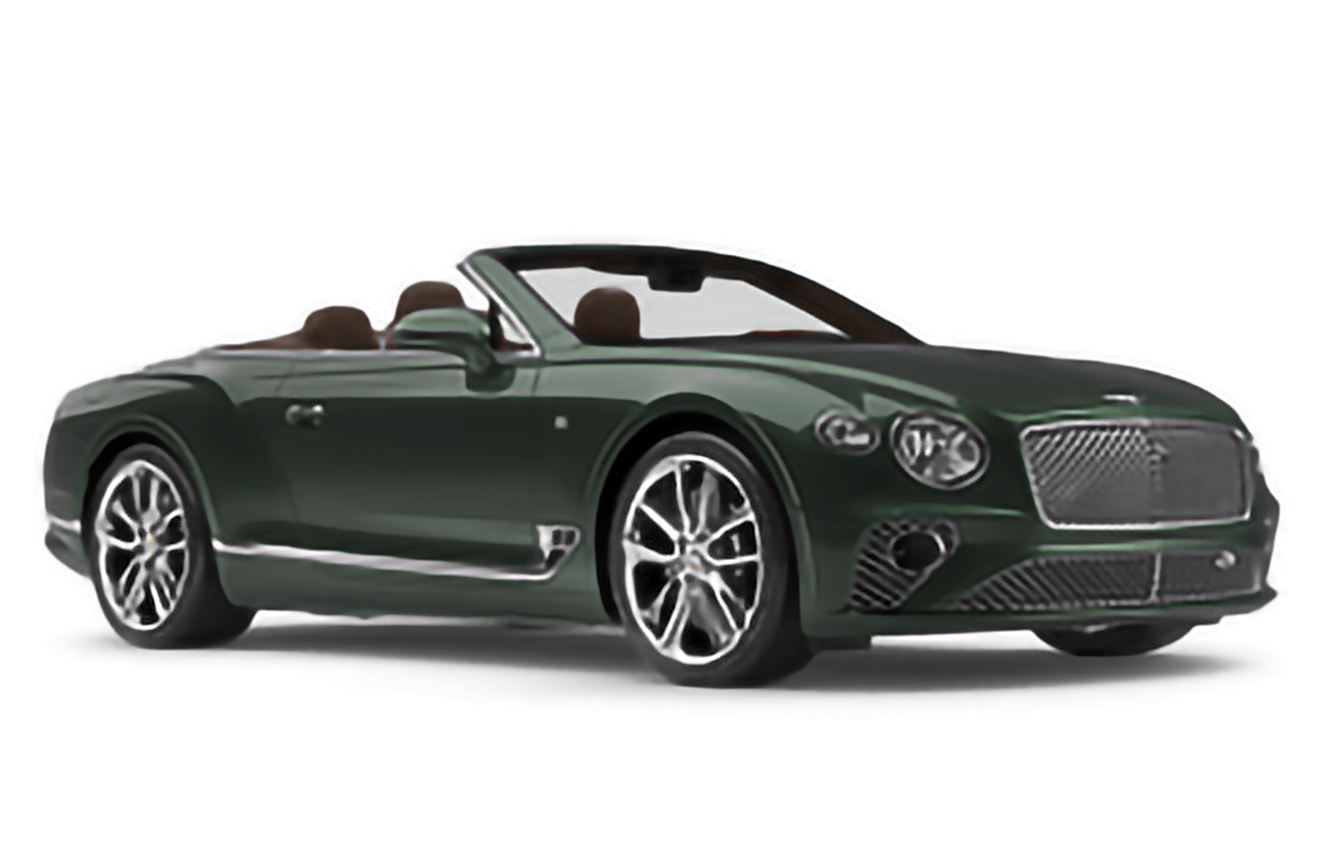 Bentley, Continental GTC, III [2019 .. 2020] Convertible, 2d, AutoDir