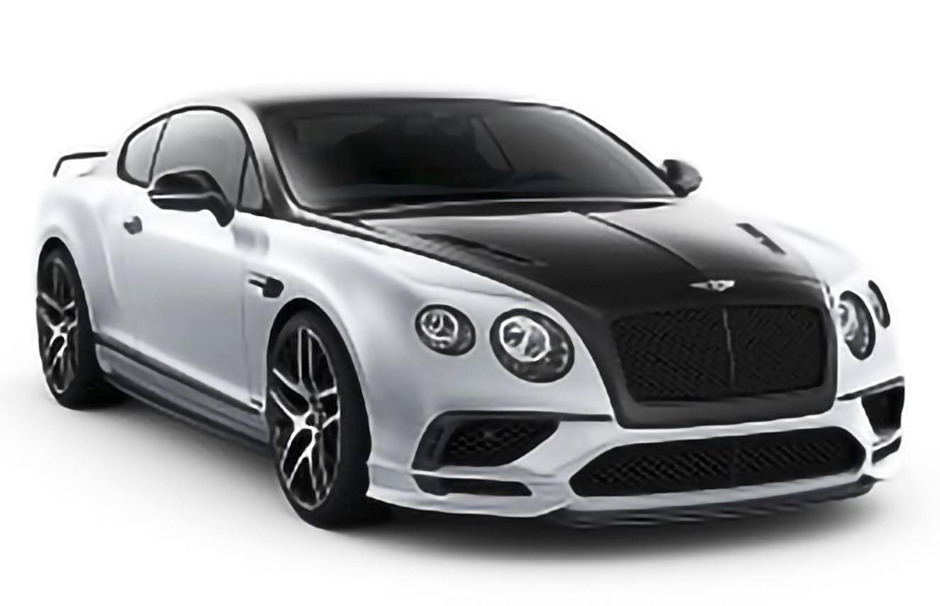 Bentley, Continental Supersports, II [2017 .. 2018] Coupe, 2d, AutoDir