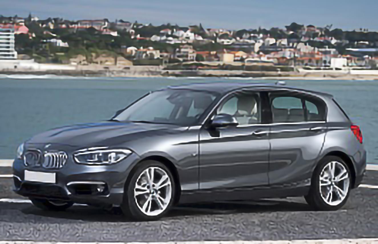 BMW, 1 Series, II LCI (F20-F21) [2015 .. 2020] Hatchback, 5d, AutoDir