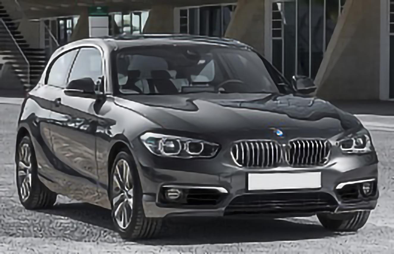 BMW, 1 Series, II LCI (F20-F21) [2015 .. 2020] Hatchback, 3d, AutoDir