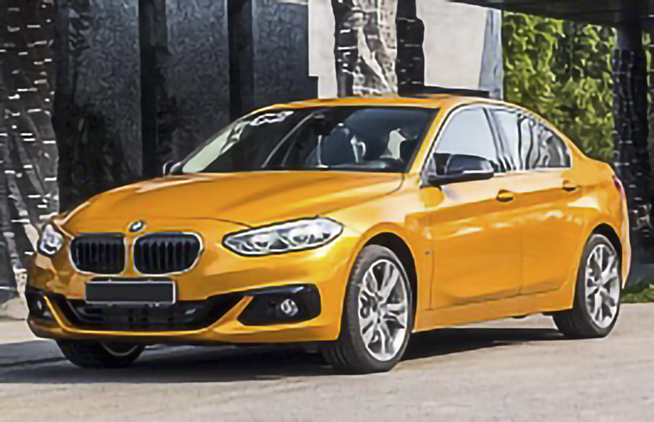BMW, 1 Series, F52 [2017 .. 2020] [CHDM] Saloon, AutoDir
