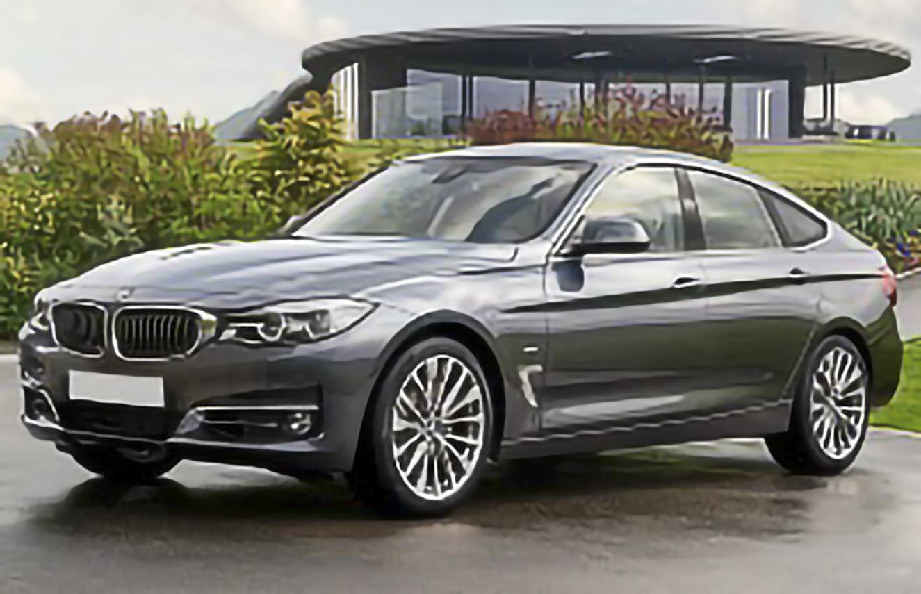 BMW, 3 Series, VI LCI (F30/F31/F34) [2015 .. 2020] Gran Turismo, 5d (F34), AutoDir