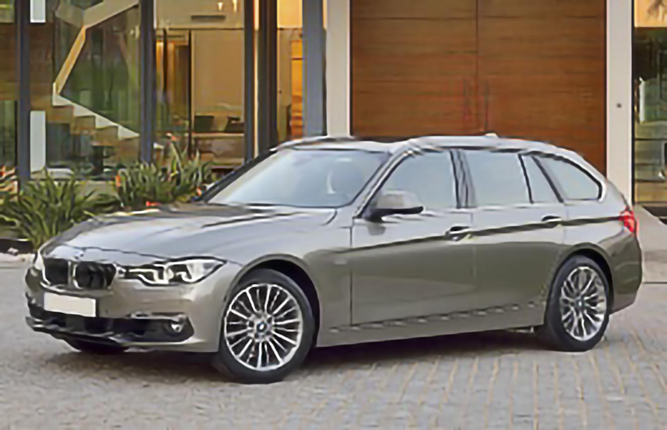BMW, 3 Series, VI LCI (F30/F31/F34) [2015 .. 2020] Touring, 5d (F31), AutoDir