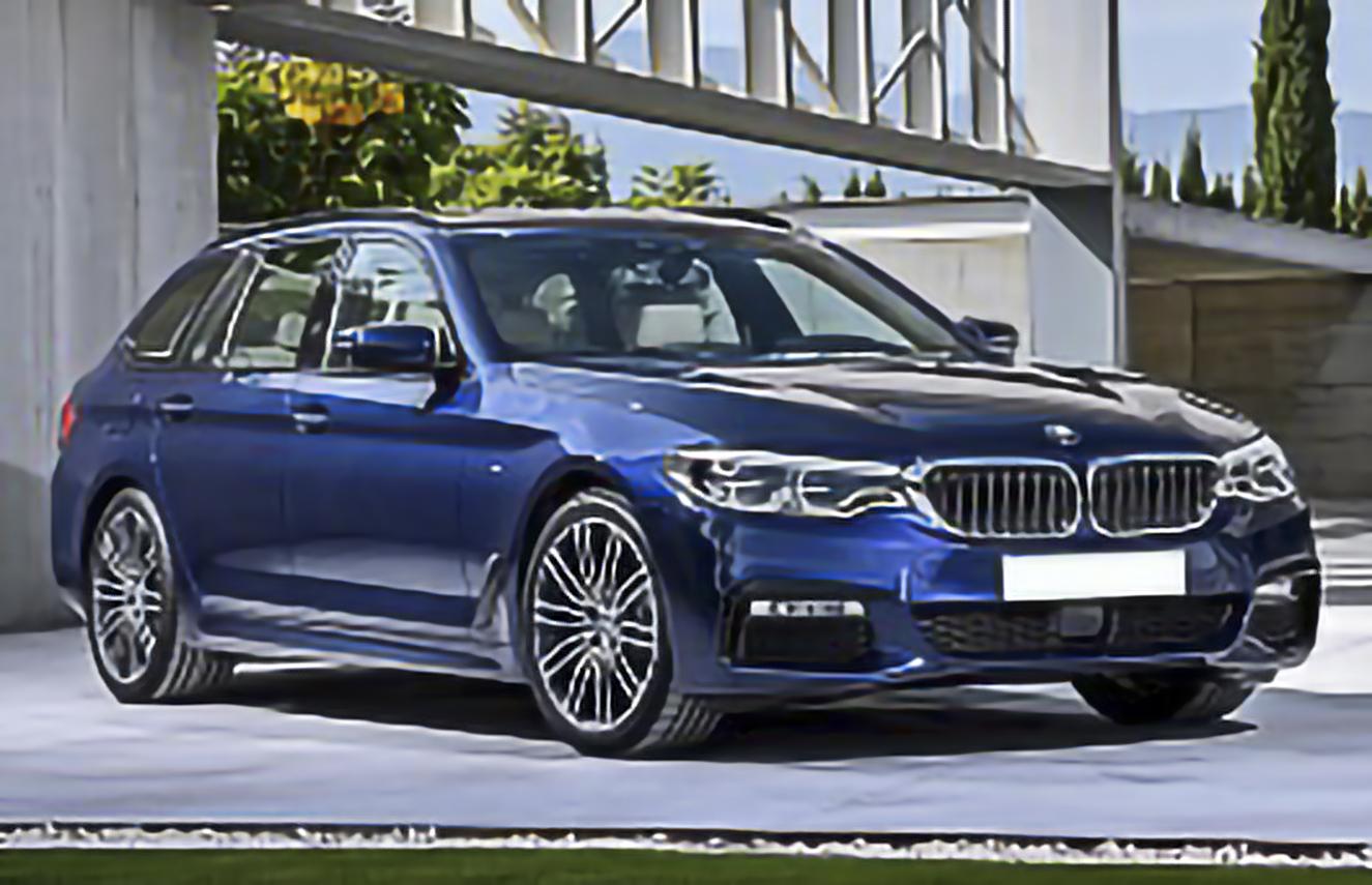BMW, 5 Series, VII (G30/G31) [2016 .. 2020] Touring, 5d (G31), AutoDir