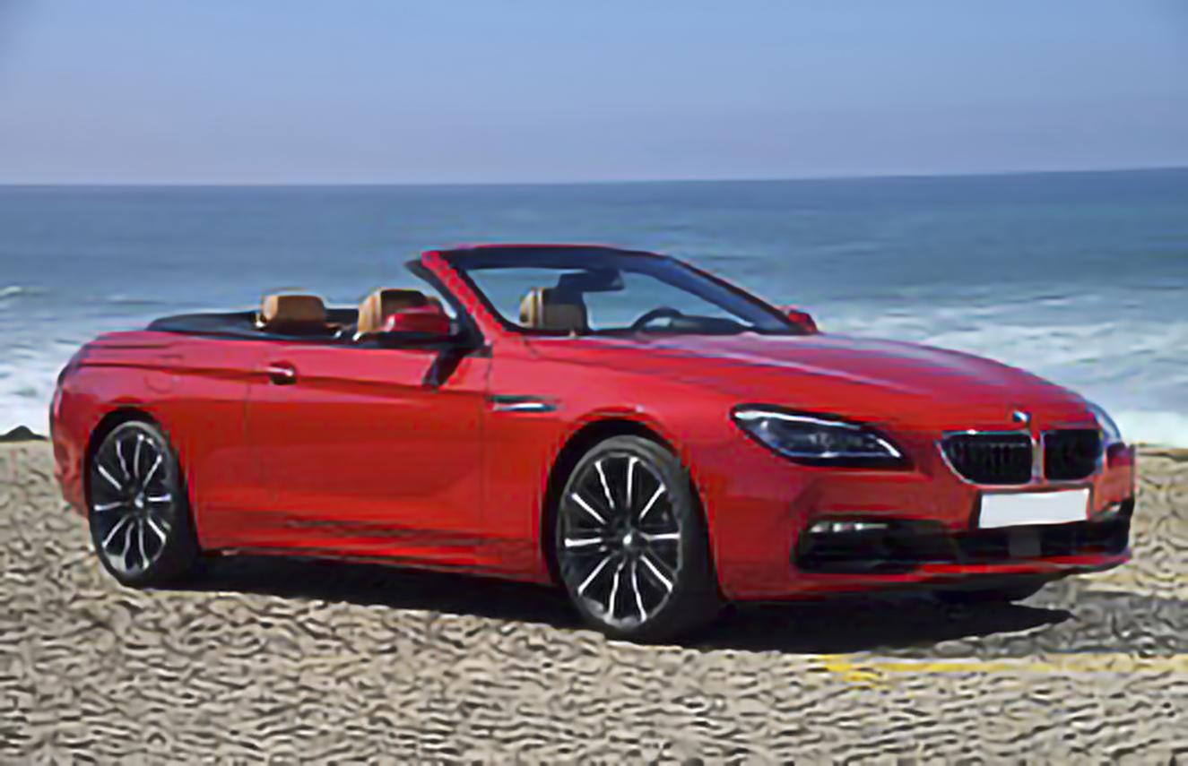 BMW, 6 Series, III LCI (F06/F12/F13) [2015 .. 2020] Convertible, 2d (F12), AutoDir