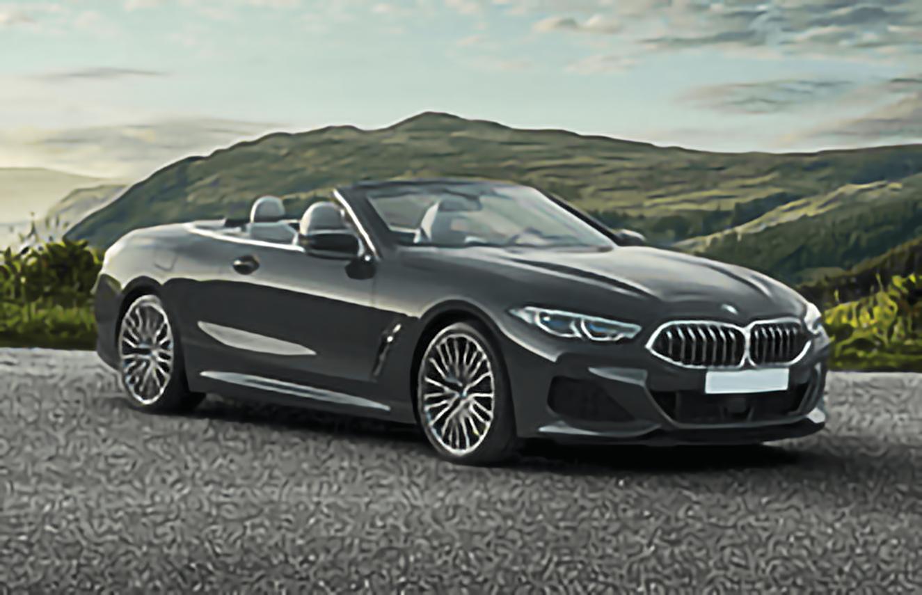 BMW, 8 Series, G14/G15 [2018 .. 2020] Convertible, 2d, AutoDir
