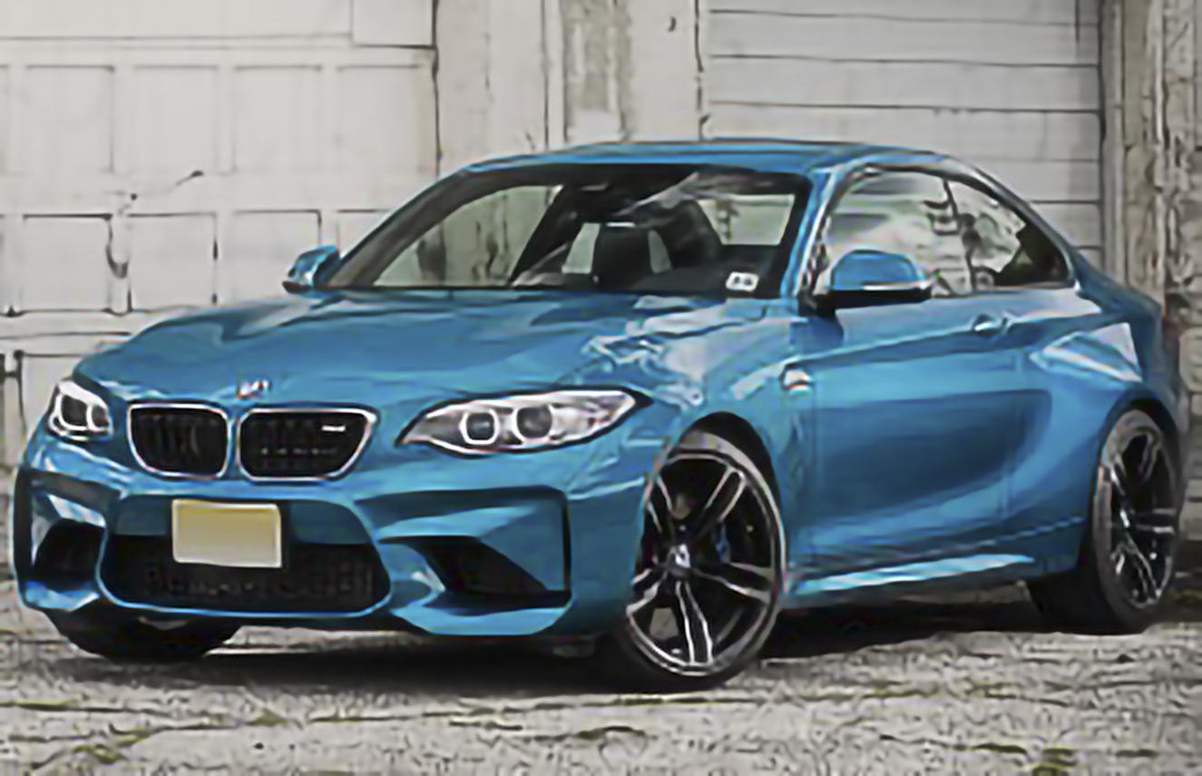 BMW, M2, 2015 .. 2020 Coupe, 2d (F87), AutoDir