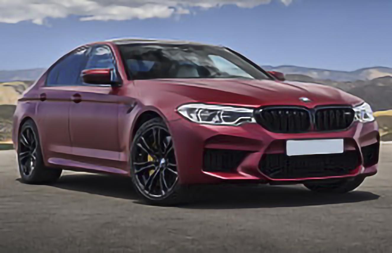 BMW, M5, VI [2017 .. 2020] Saloon (F90), AutoDir