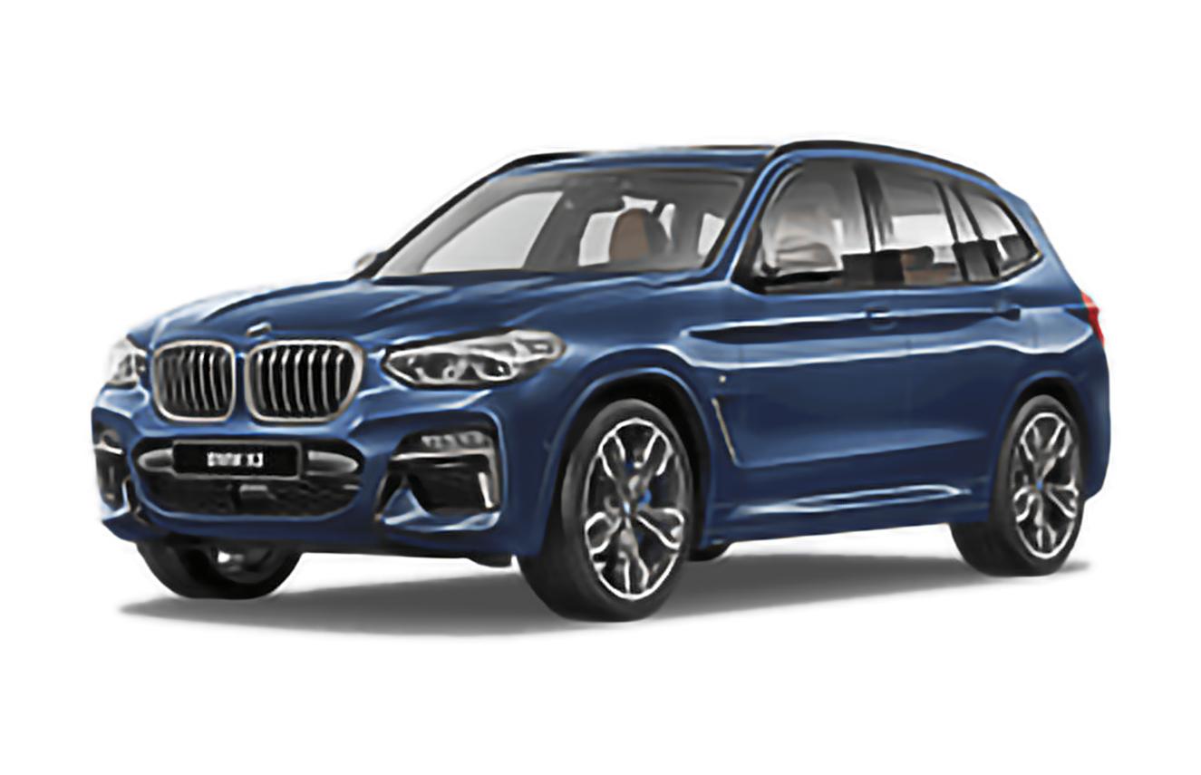 BMW, X3, III (G01) [2017 .. 2020] SUV, 5d (G01), AutoDir