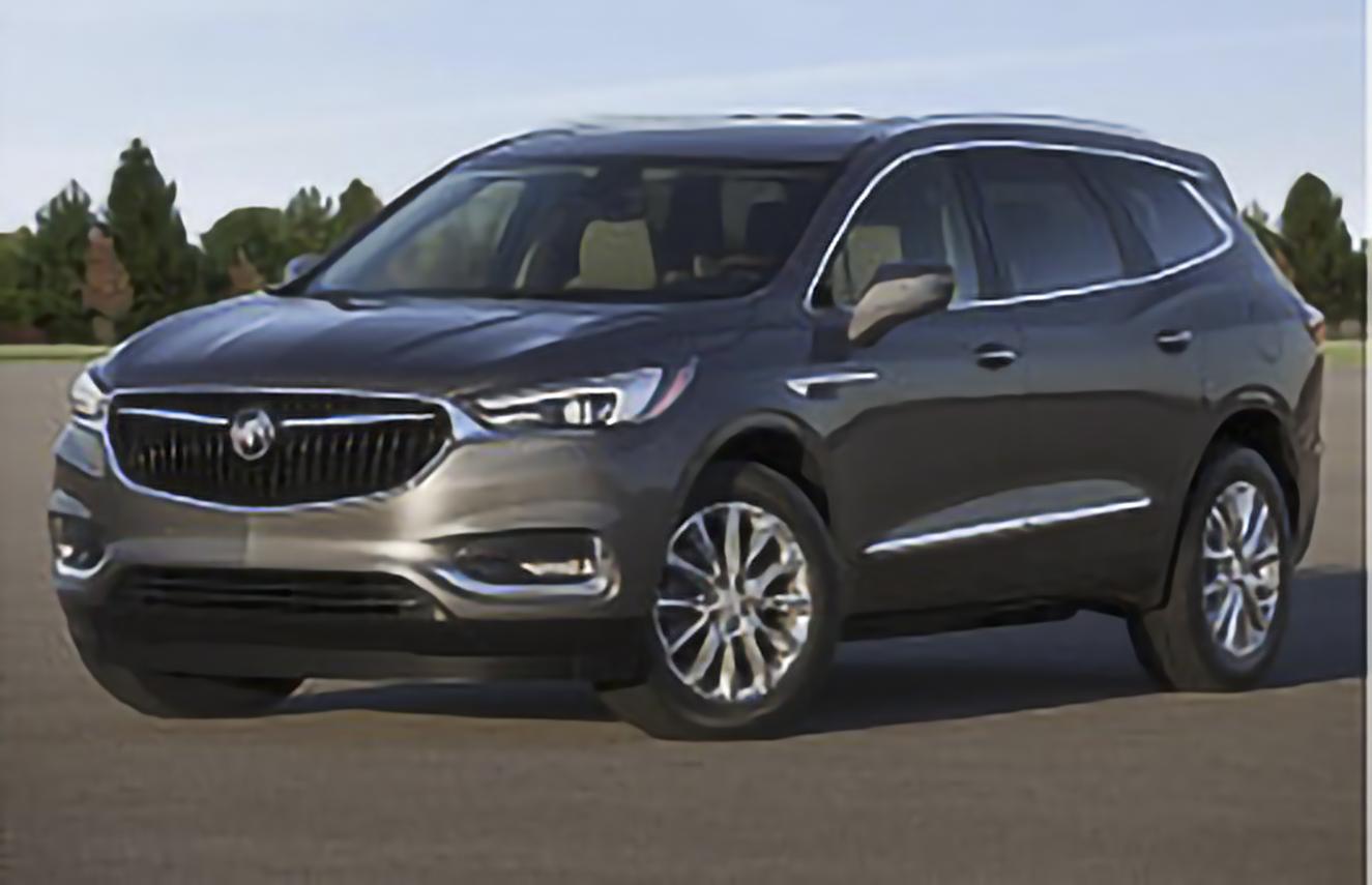 Buick, Enclave, II [2018 .. 2020] SUV, 5d, AutoDir