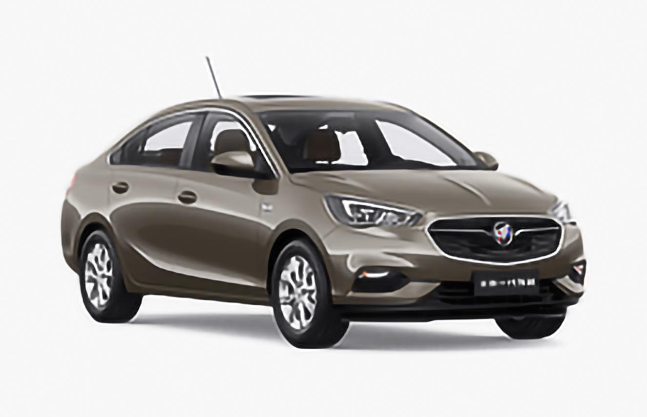 Buick, Excelle, III [2018 .. 2019] Saloon, AutoDir