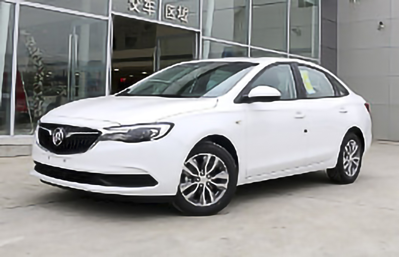 Buick, Excelle GT, II [2018 .. 2020] [CHDM] Saloon, AutoDir