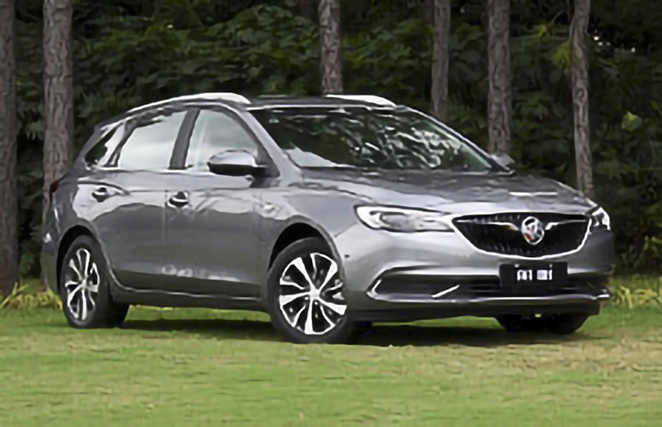 Buick, Excelle GX, 2018 .. 2020 [CHDM] Estate, 5d, AutoDir