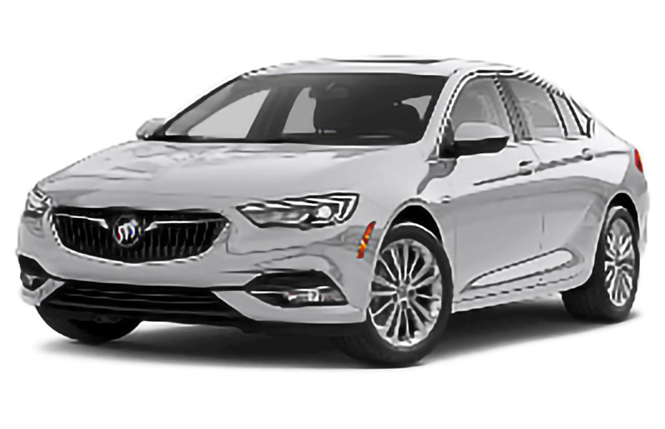 Buick, Regal, VI [2017 .. 2020] Sportback, 5d, AutoDir