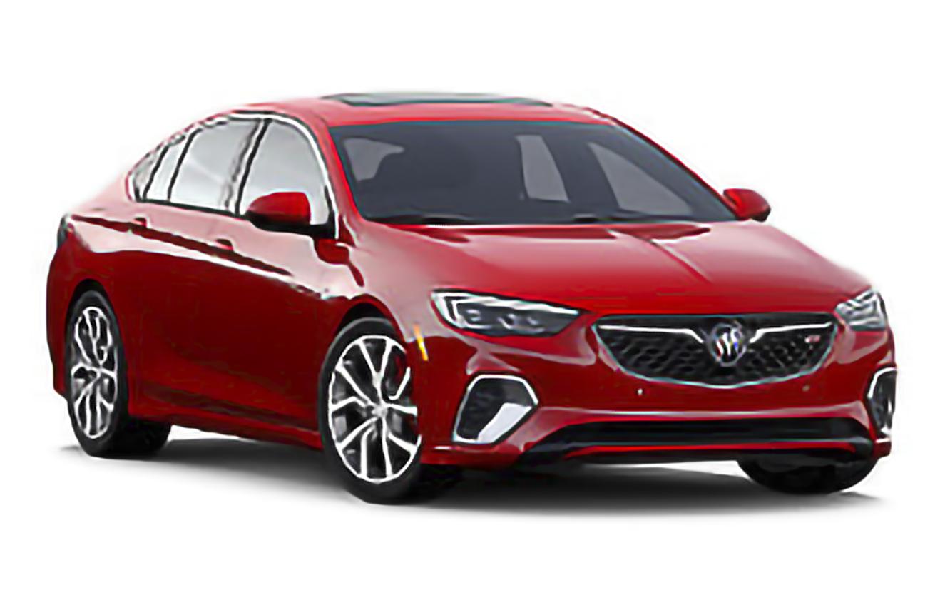 Buick, Regal GS, II [2017 .. 2020] Sportback, 5d, AutoDir