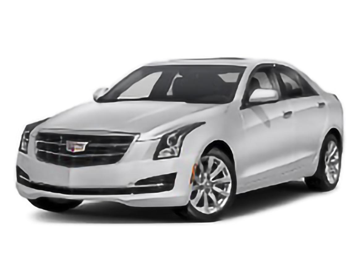 Cadillac, ATS, GM Alpha II [2015 .. 2020] [USDM] Saloon, AutoDir