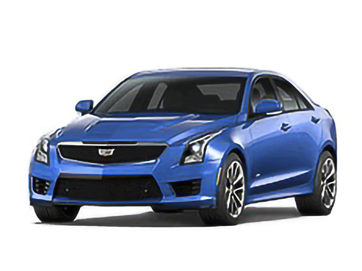 Cadillac, ATS-V, GM Alpha [2016 .. 2020] [USDM] Saloon, AutoDir