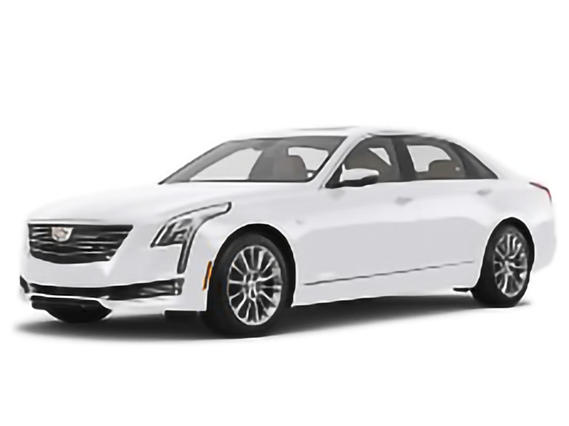 Cadillac, CT6, GM Omega I [2016 .. 2018] [USDM] Saloon, AutoDir