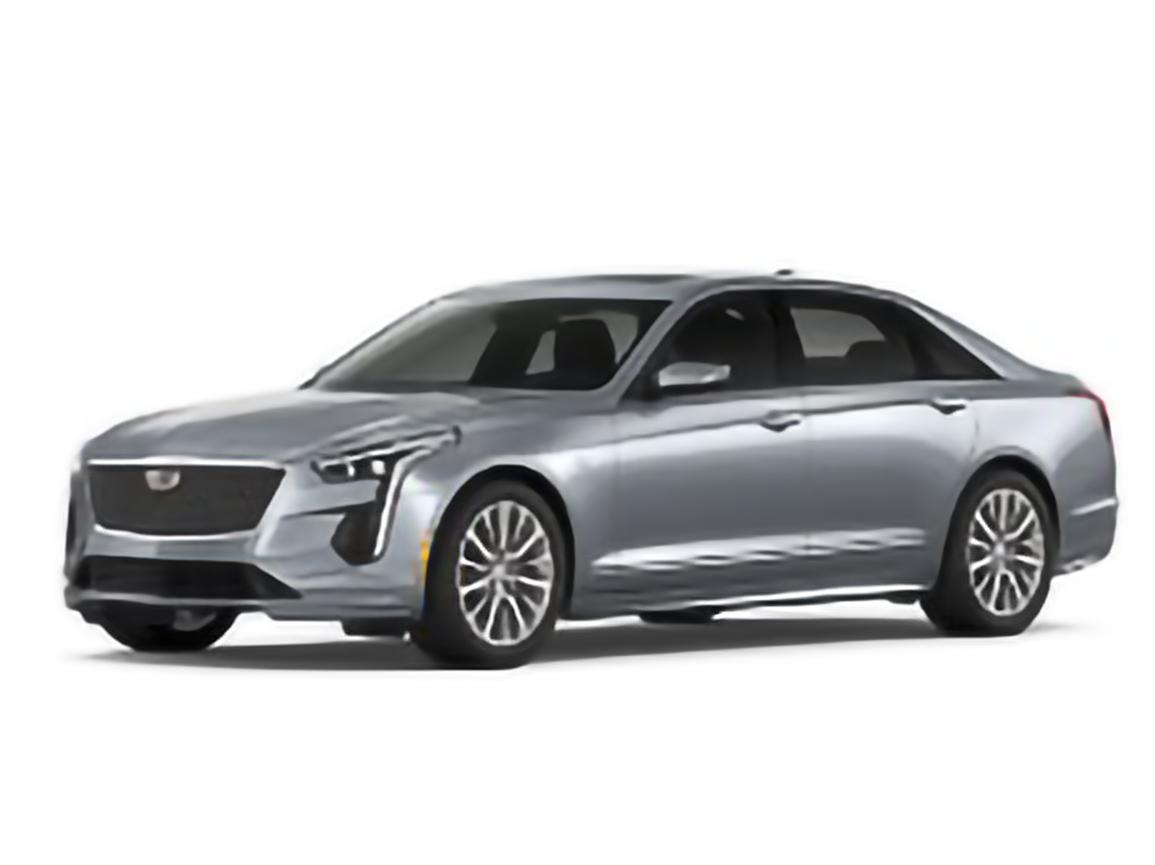 Cadillac, CT6, GM Omega II [2019 .. 2020] [USDM] Saloon, AutoDir