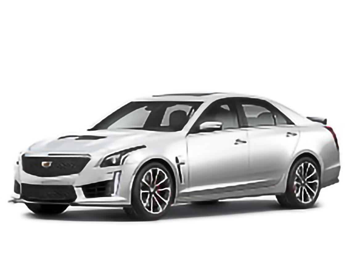 Cadillac, CTS-V, GM Alpha [2015 .. 2020] [USDM] Saloon, AutoDir