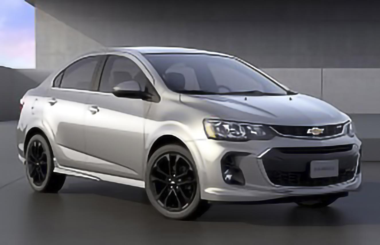 Chevrolet, Aveo, T300 Facelift [2017 .. 2020] [MEDM] Saloon, AutoDir