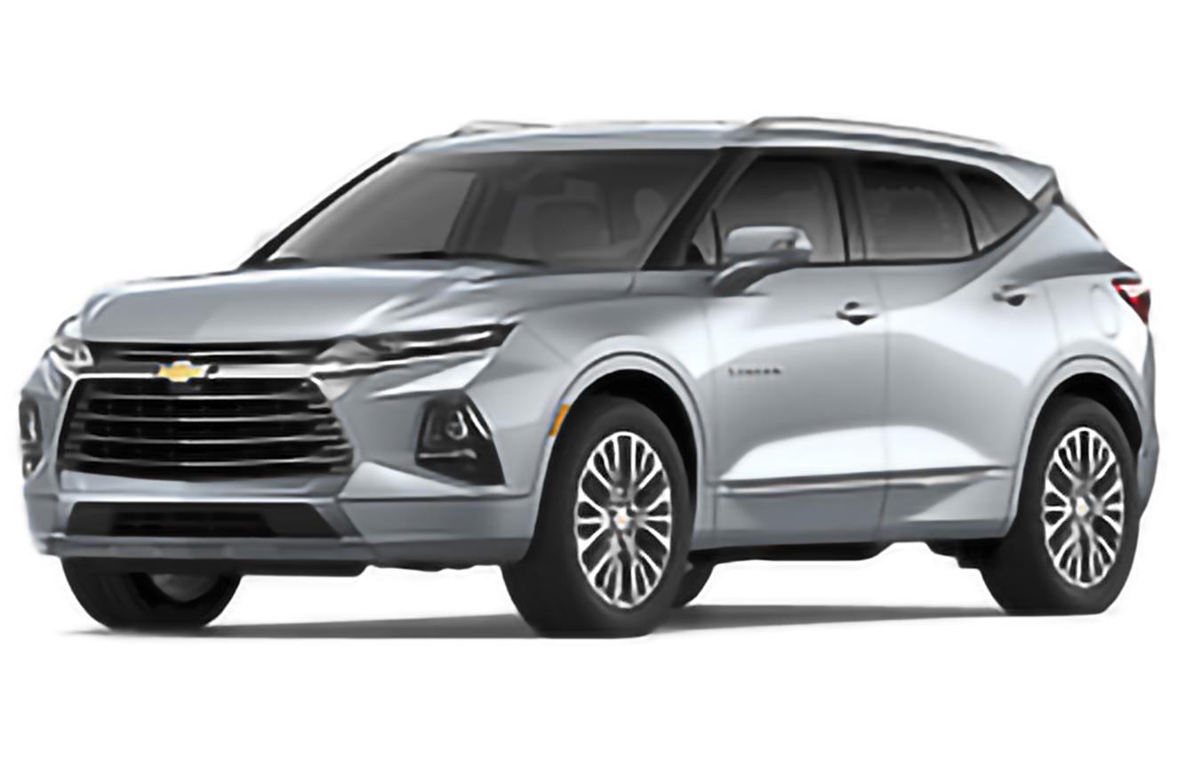 Chevrolet, Blazer, 2019 .. 2020 SUV, 5d, AutoDir