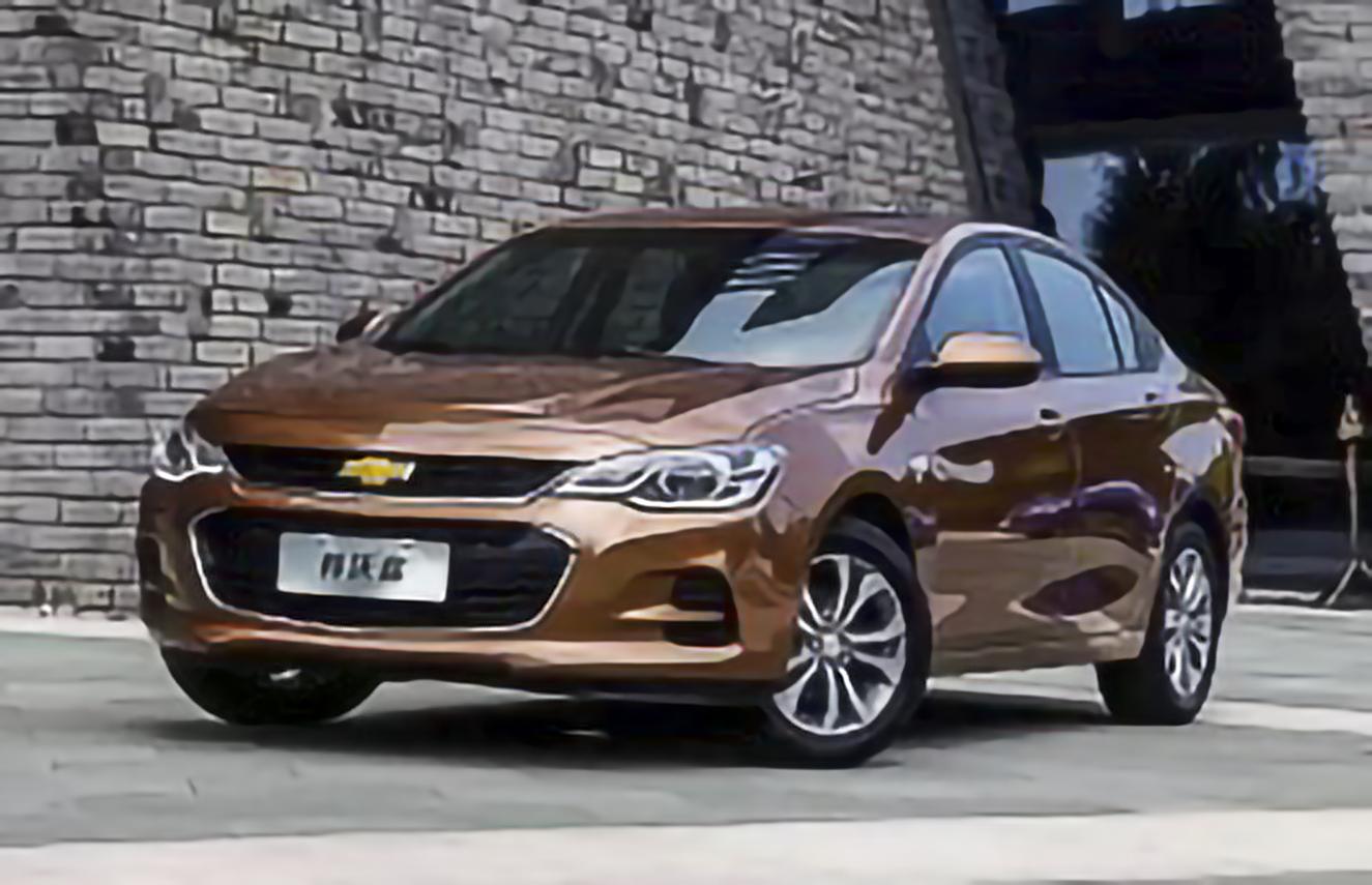 Chevrolet, Cavalier, IV [2016 .. 2020] Saloon, AutoDir
