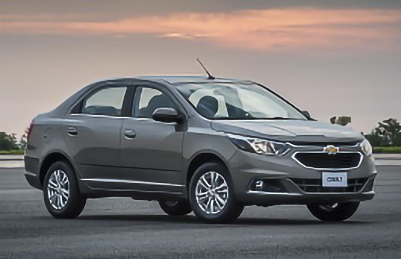 Chevrolet, Cobalt, II Facelift [2016 .. 2020] Saloon, AutoDir