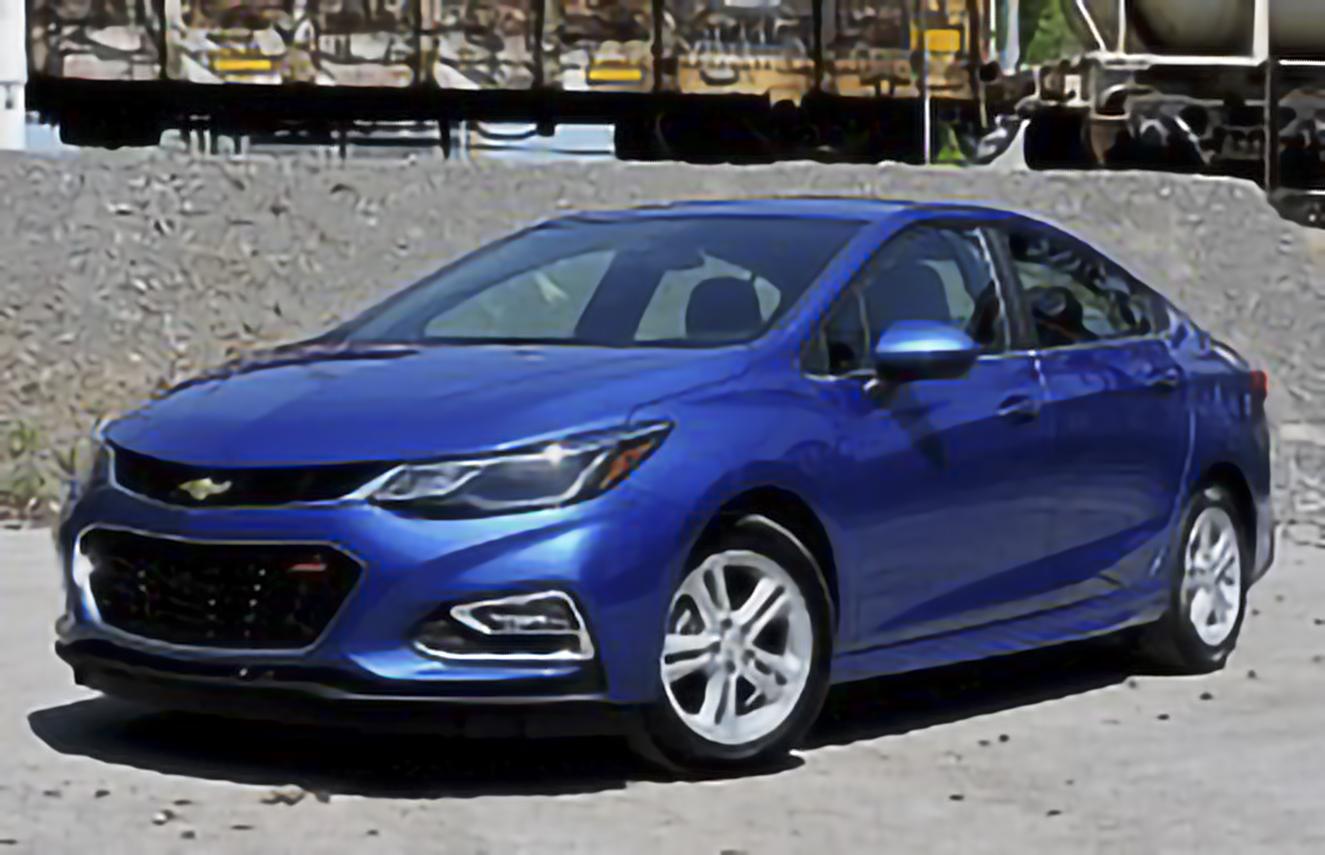 Chevrolet, Cruze, II [2016 .. 2019] Saloon, AutoDir