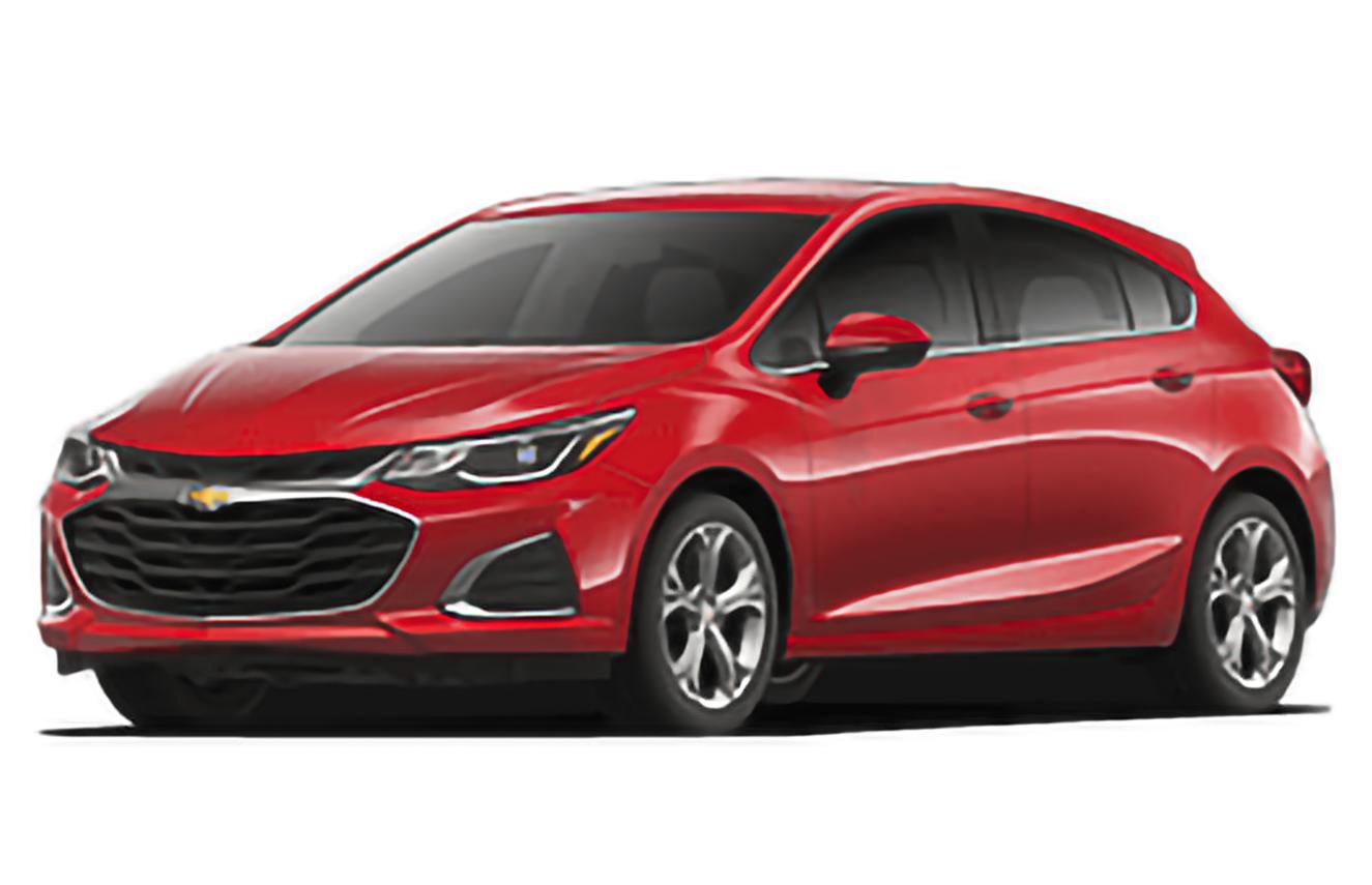 Chevrolet, Cruze, II Facelift [2019 .. 2020] Hatchback, 5d, AutoDir