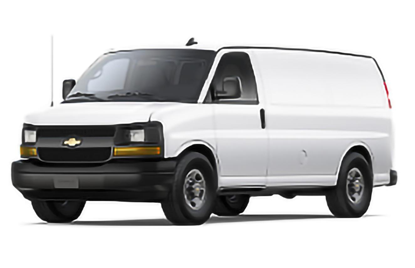 Chevrolet, Express Cargo, 2010 .. 2018 [MXNDM] Van, AutoDir