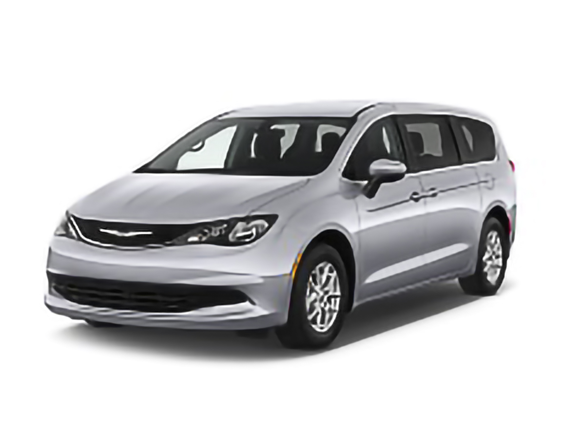 Chrysler, Pacifica, RU [2016 .. 2020] [USDM] MPV, 5d, AutoDir