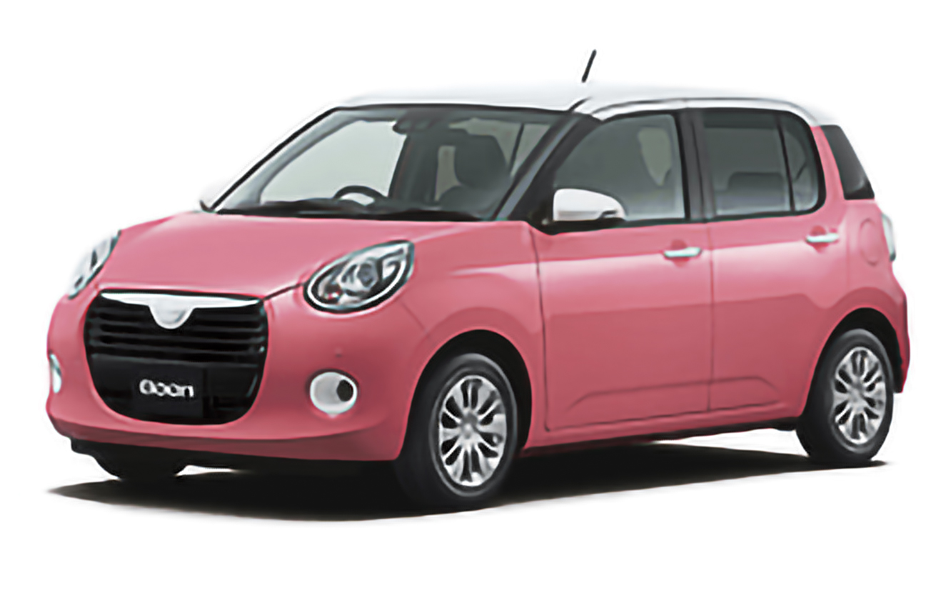 Daihatsu, Boon, M700 Restyling [2018 .. 2020] [JDM] Hatchback, 5d, AutoDir