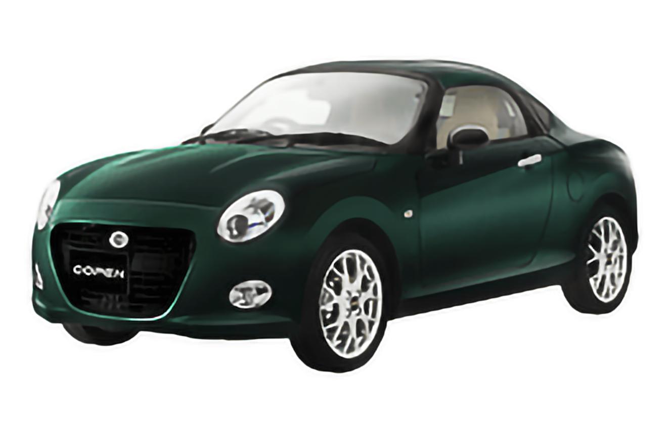 Daihatsu, Copen, LA400 [2014 .. 2020] [JDM] Coupe, 2d, AutoDir