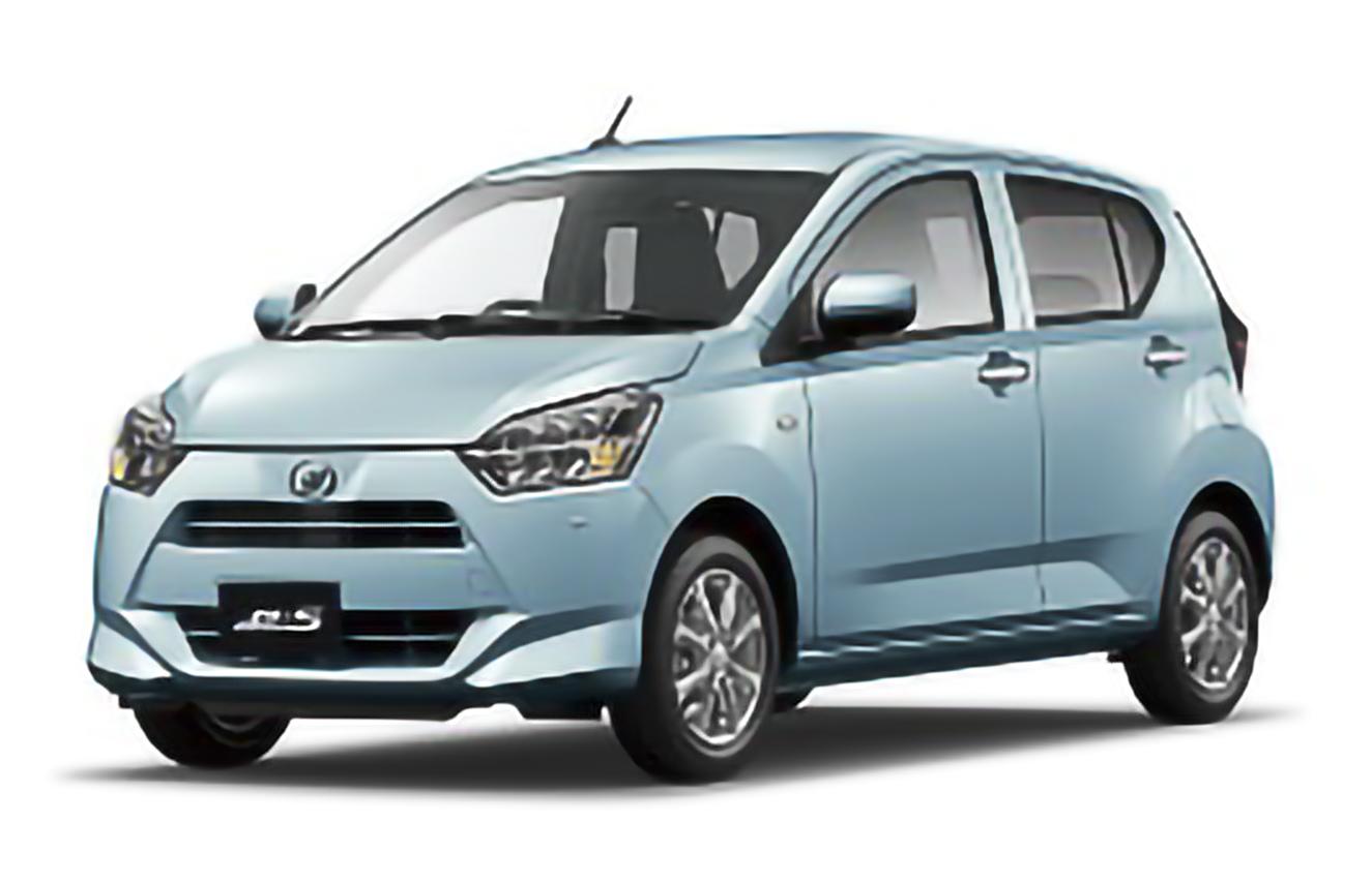 Daihatsu, Mira e:S, II [2017 .. 2020] [JDM] Hatchback, 5d, AutoDir