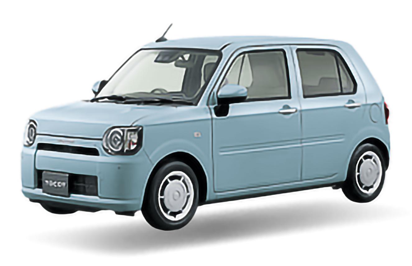 Daihatsu, Mira Tocot, 2018 .. 2020 [JDM] Hatchback, 5d, AutoDir