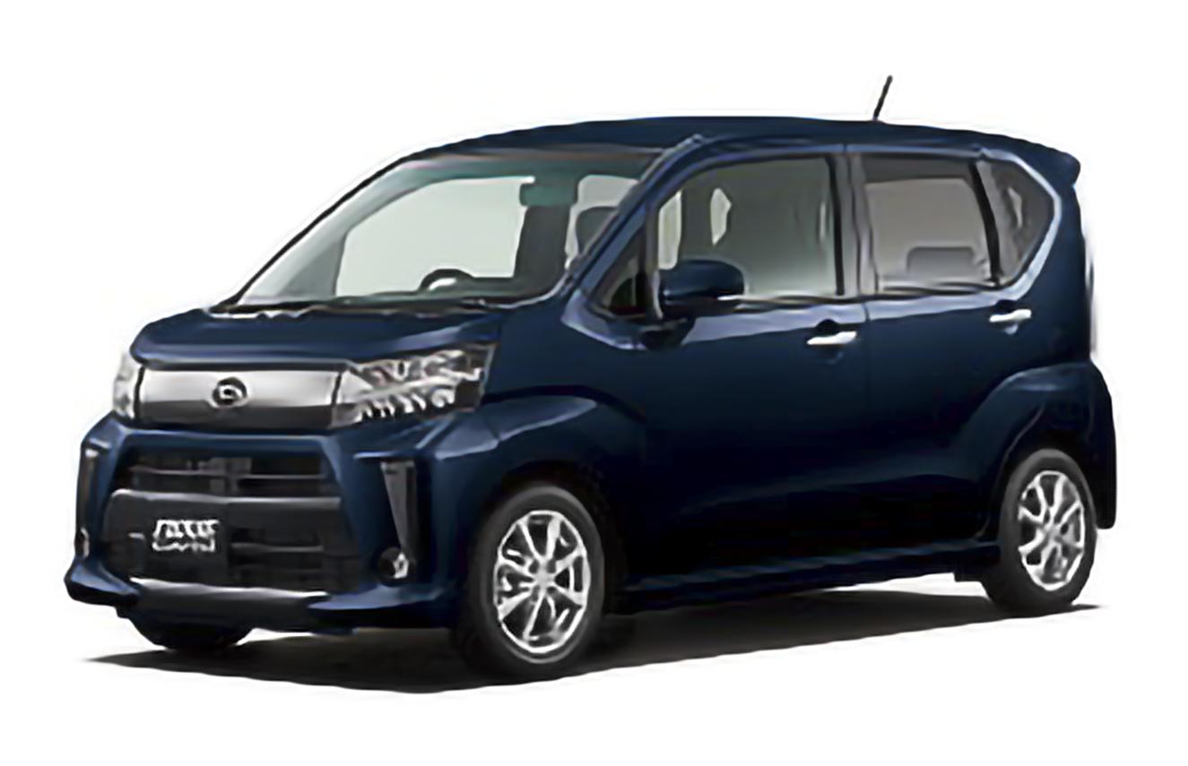 Daihatsu, Move Custom, VI Restyling [2017 .. 2020] [JDM] Hatchback, 5d, AutoDir
